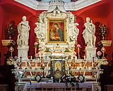 Our Lady of the Rock - Altar